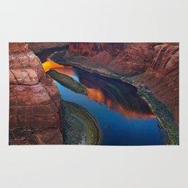 Colorado River, Arizona Rug