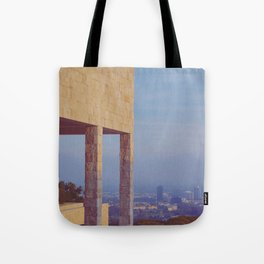 Elevated View Tote Bag