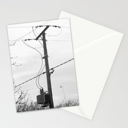 Somerset Power Line Stationery Cards