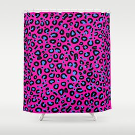 Shock Animal Shower Curtain