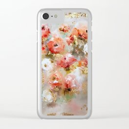 Bootylicious Clear iPhone Case