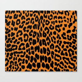Leopard Pattern Canvas Print