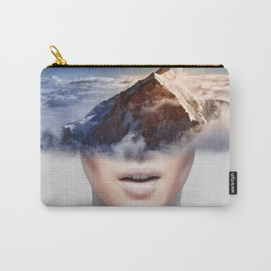 Mountain Dream Carry-All Pouch