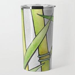 Three Bamboo Travel Mug
