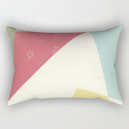 HERE X Rectangular Pillow