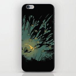 Zombie Shadows iPhone Skin