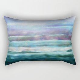 Dreaming of the sea Rectangular Pillow