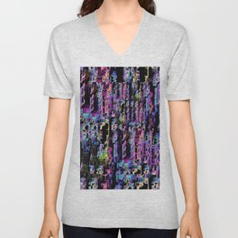 A Question of Perception Unisex V-Neck