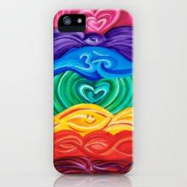Chakra Art iPhone Case