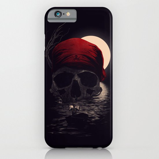 Treasure Hunting iPhone & iPod Case