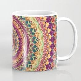Comache Sun Mandala Coffee Mug