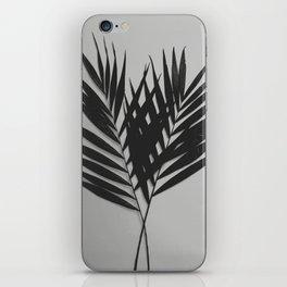 Palm Leaves #5 #foliage #decor #art #society6 iPhone Skin