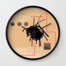 Creative Anxiety Wall Clock