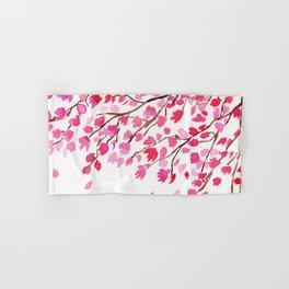 Rain of Cherry Blossom Hand & Bath Towel