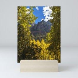 Telluride Spires Uncompahgre Mini Art Print