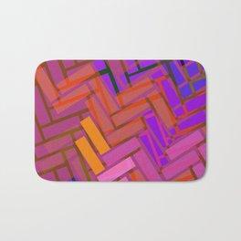 Pop Colored Blanks Bath Mat