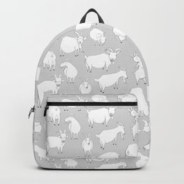 Charity fundraiser - Grey Goats Backpack