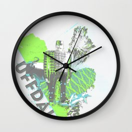 Paul Bunyan  Wall Clock