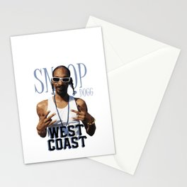 Snoop Dogg // West Coast Stationery Cards