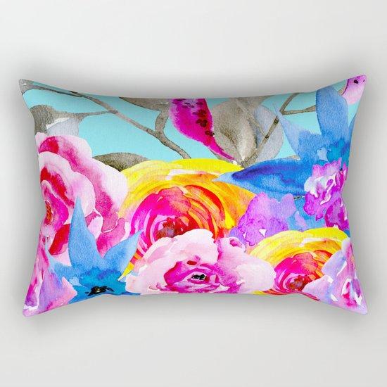 spring flowers i Rectangular Pillow
