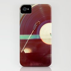 Spin it iPhone (4, 4s) Slim Case