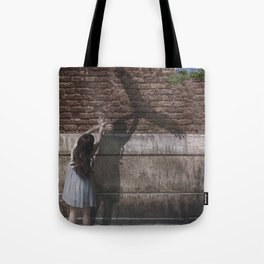 One Day I'll Fly Away Tote Bag