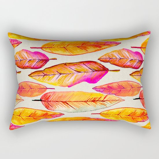 It's Autumn Rectangular Pillow