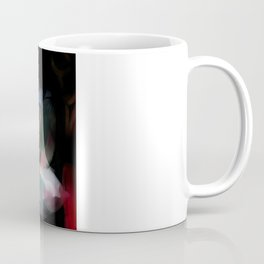 Opalescent Flower One  Coffee Mug