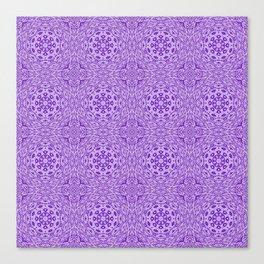 pattern illusion stereo Canvas Print