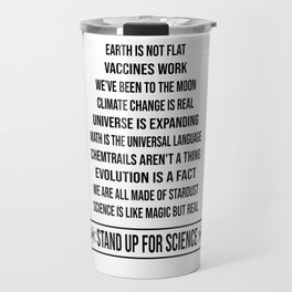 science magic religion research gift Travel Mug