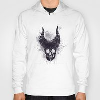 maleficent Hoodies featuring maleficent  by jerbing