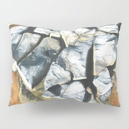 Bellambi Rocks Pillow Sham