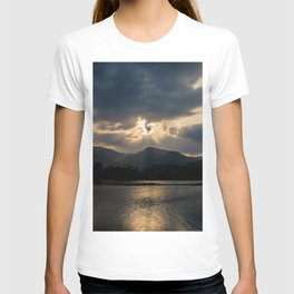 Shining Eye on the Sky T-shirt
