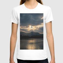 Shining Eye on the Sky T-shirt