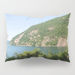 Roger's Rock on Lake George, NY Pillow Sham