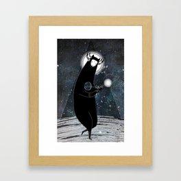 The Long Winter Framed Art Print
