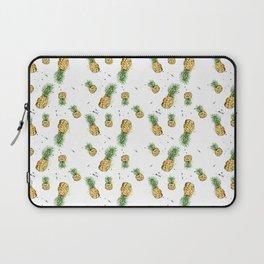Small Pineapple Pattern Laptop Sleeve
