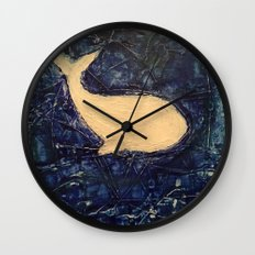 everything besides the ocean is redundant Wall Clock