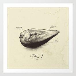 Fig 1 Art Print