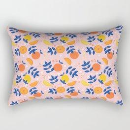Summer is here- soft pattern Rectangular Pillow