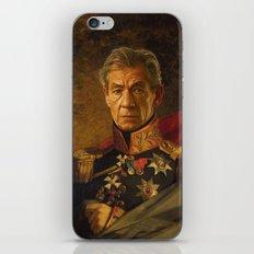 Sir Ian McKellen - replaceface iPhone & iPod Skin