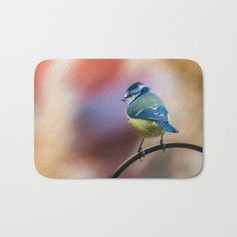 Blue Tit UK Bath Mat
