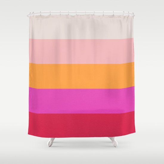 mindscape 1 Shower Curtain