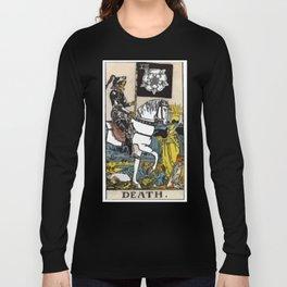 13 - Death Long Sleeve T-shirt