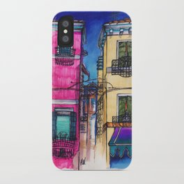 """""""Burano"""" Drawing iPhone Case"""