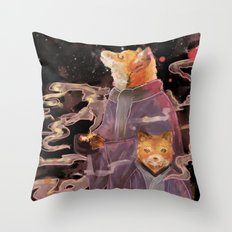 O D E N Throw Pillow