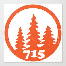 715 Tomahawk Canvas Print