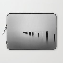Sea Pillars I Laptop Sleeve