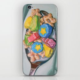 Marshmallow Cereal iPhone Skin