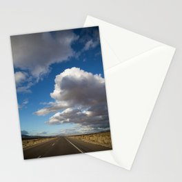 Highway 395 Stationery Cards